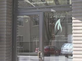 Corcoran Lofts entrance