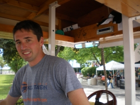 Derek Collins, Co-owner Pedal Tavern