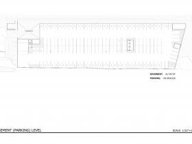 Domus Basment / Parking Plan