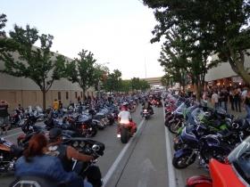 Harley's 110th