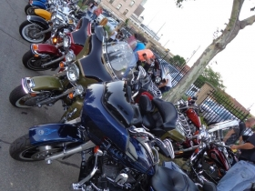 Murphy's Law: The Unbearable Loudness of Harley Hogs