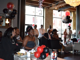 Birthday Party/Fundraiser for Milele A. Coggs.