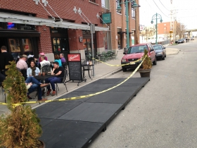 Eyes on Milwaukee: Parklet Coming to the Third Ward