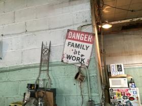 Danger: Family at Work