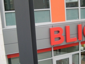 The new Blick store.