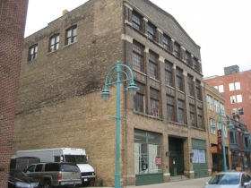 Plenty of Horne: Mitchell Leather Building Seeks Historic Tax Credits