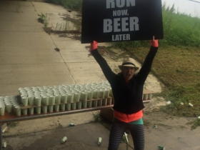 Run Now, Beer Later