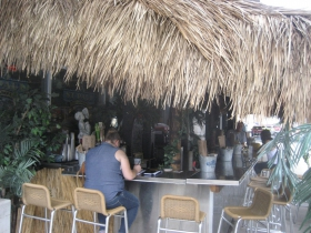 Fish Market's Outdoor Bar