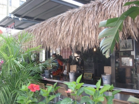 Fish Market's Outdoor Bar