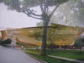 Milwaukee Yacht Club design by Adam R. Gerhard.