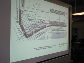 Site Plan for 610 E. Summerfest Pl.