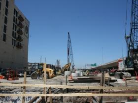 Interstate 794 construction