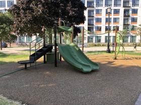 Playground at Gas Light Park