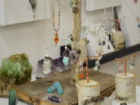 Jeanne L. Barnard's jewelry