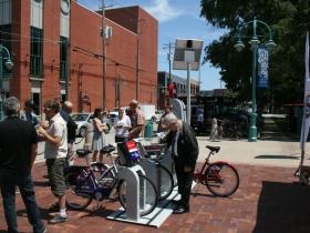 Bike-Sharing Kiosk