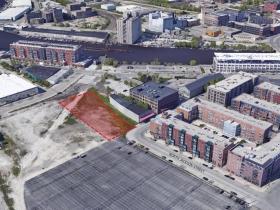 Milwaukee Ballet Building Site Plan