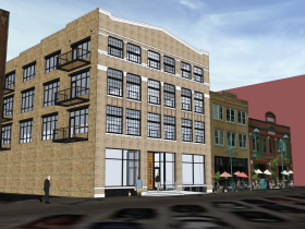 Plenty of Horne: New Apartments Planned for Third Ward
