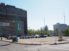 333 N. Water St. Parking Lot