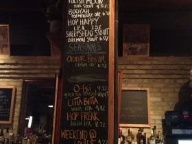Milwaukee Ale House Beers