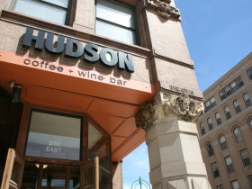 Hudson Business Lounge - 310 E. Buffalo St.