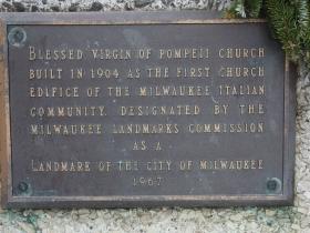 Pompeii Square marker