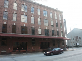 Warehouse No. 1 on Corcoran Avenue