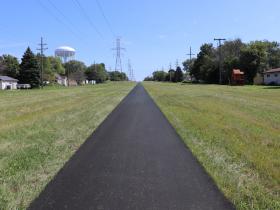 Powerline Trail Rendering