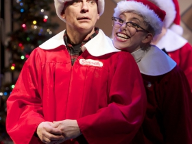 In Tandem Theatre: A Cudahy Caroler Christmas.