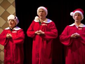 In Tandem Theatre: A Cudahy Caroler Christmas.