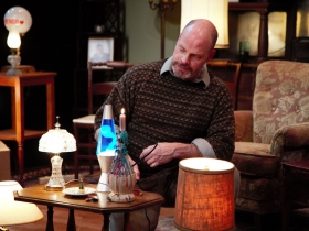 Lamps for My Family: Mark Corkins as Jack Duddy