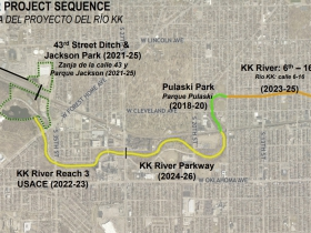 Kinnickinnic River Project Schedule