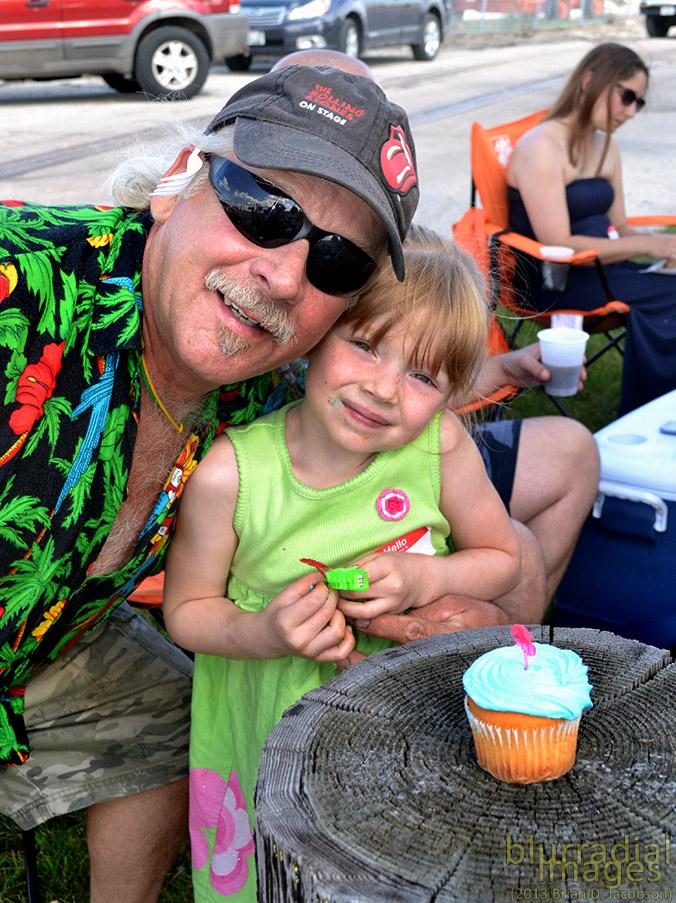 Mark Strzelecki married a Konkel, making his granddaughter Rosie a living legacy to the people of Jones Island.