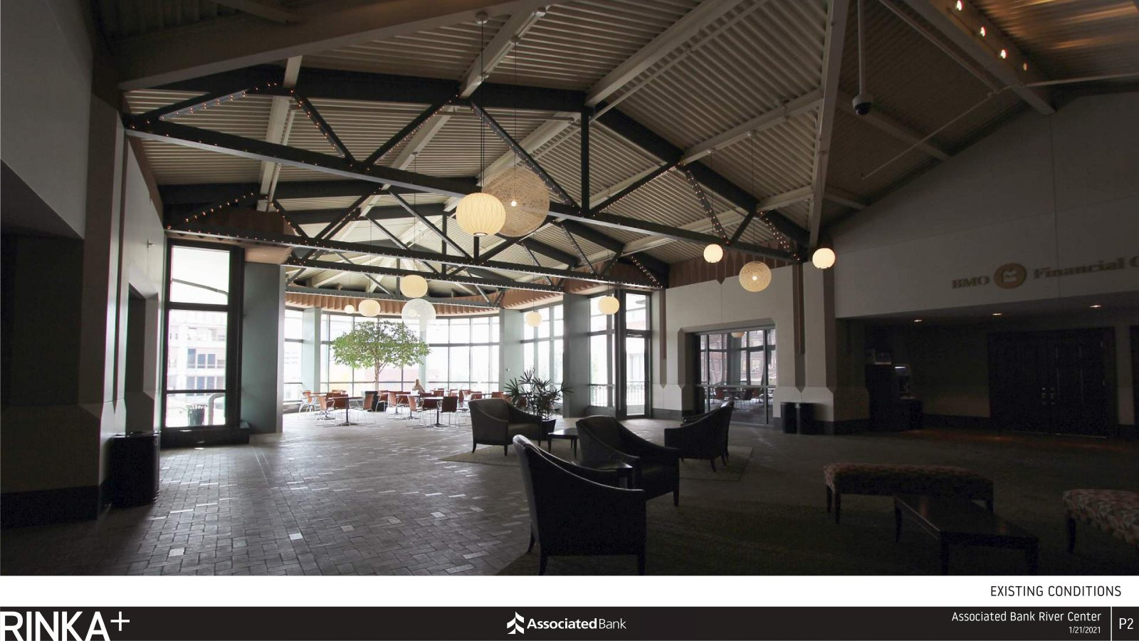 Associated Bank River Center - 2020 State
