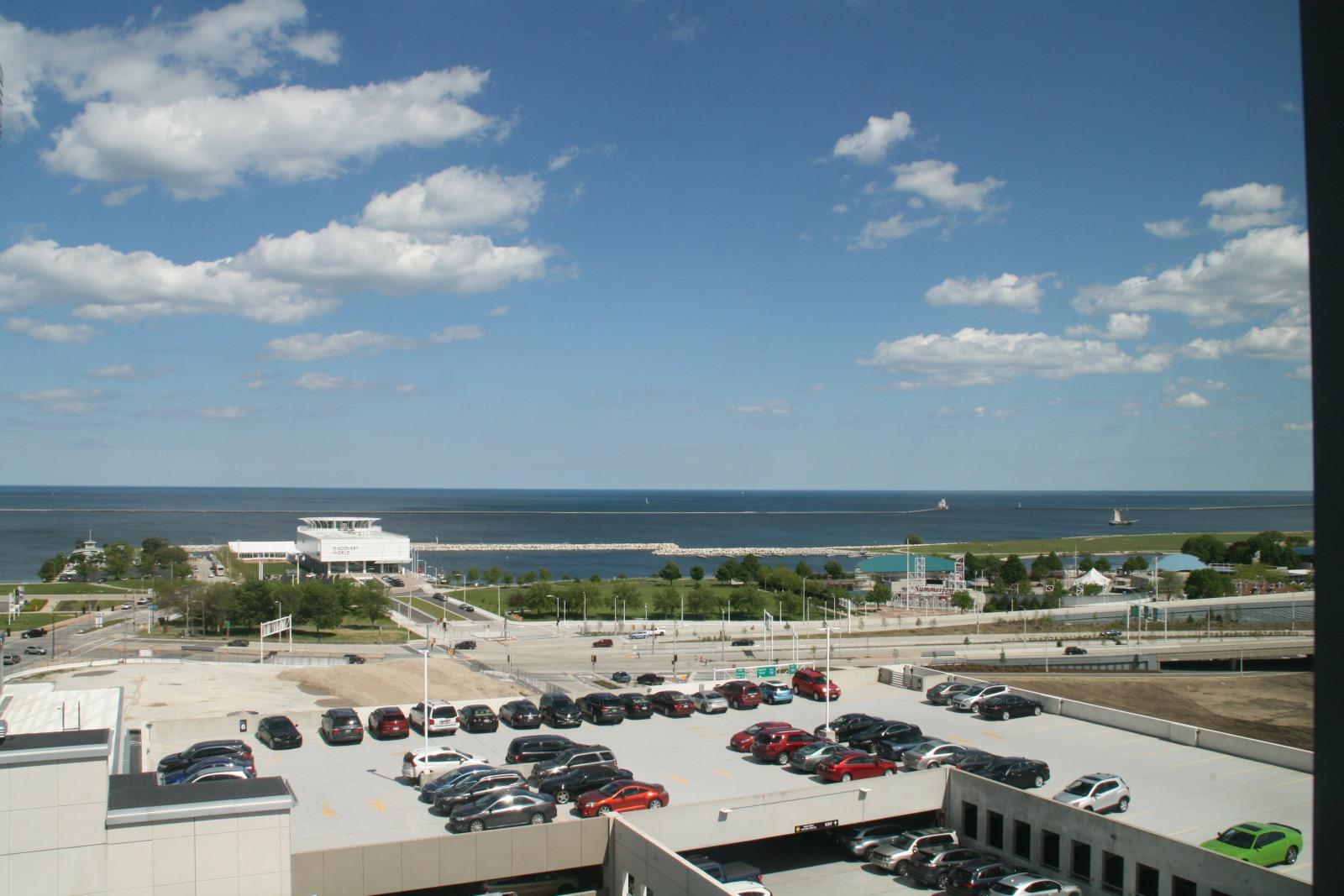 Lake View at The Westin Milwaukee