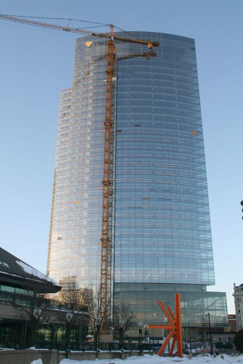Rising Tower