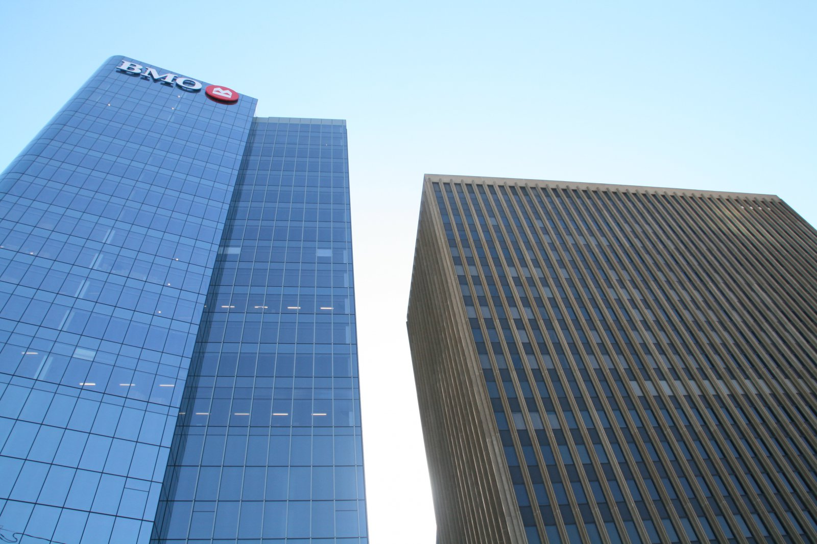 BMO Tower and 770 North