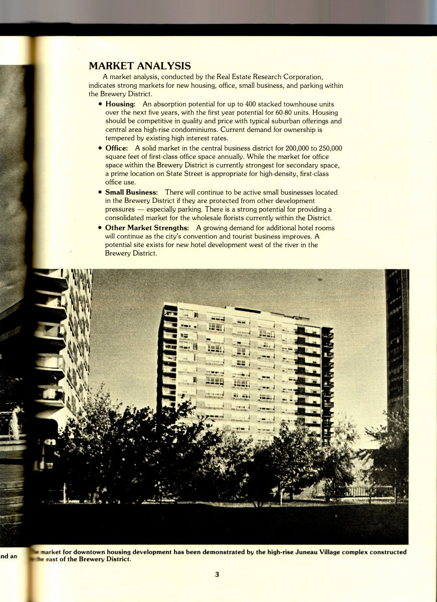 Page 03 - Milwaukee Brewery District Action Plan