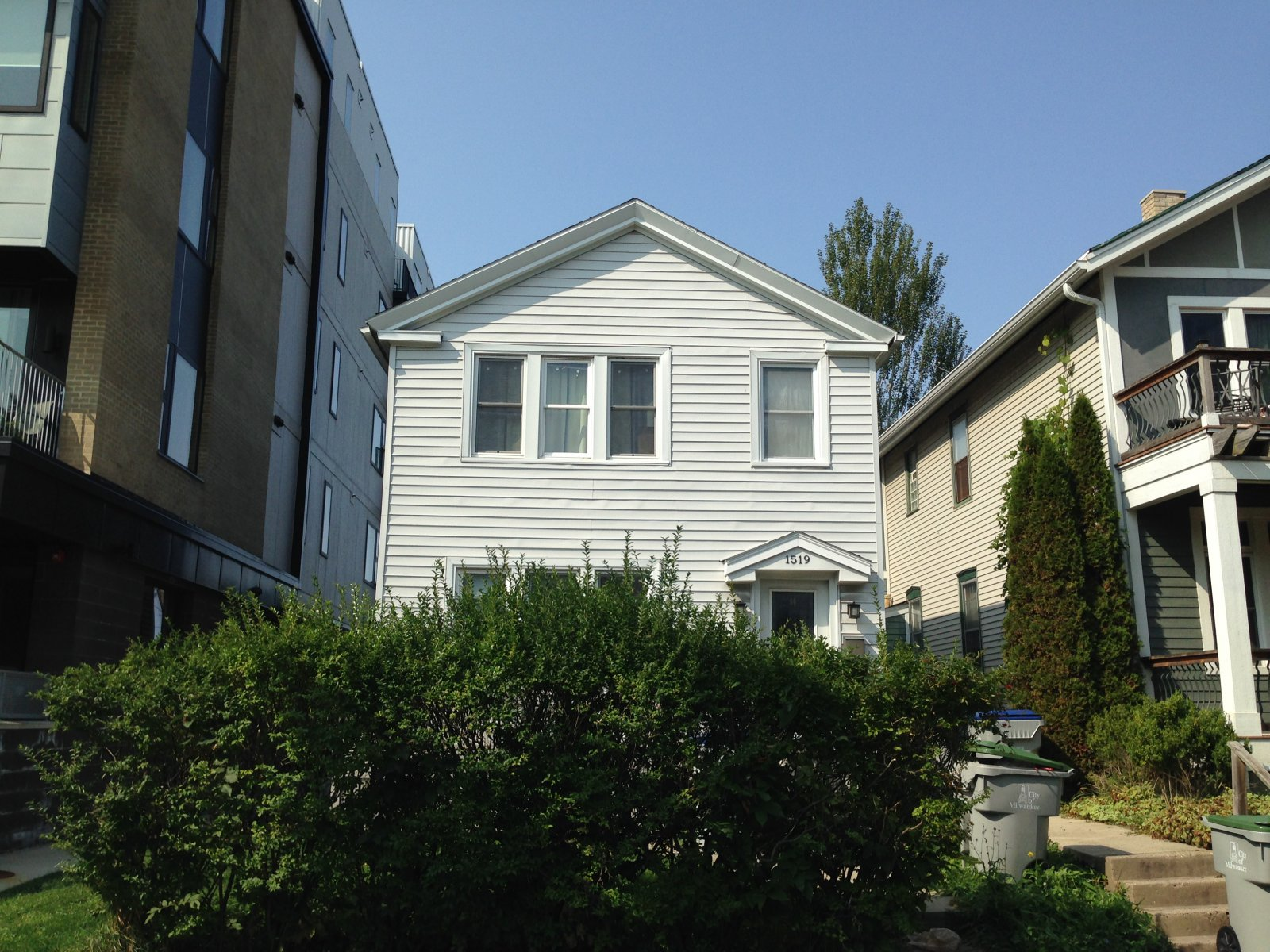 1519 N. Jackson St.