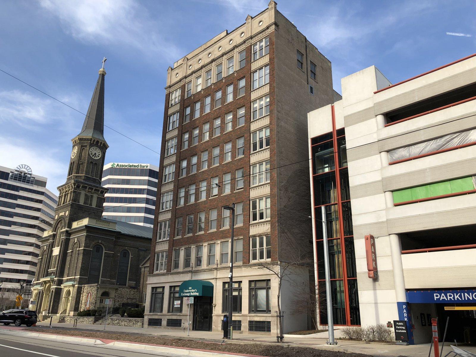 Underwriters Exchange Building
