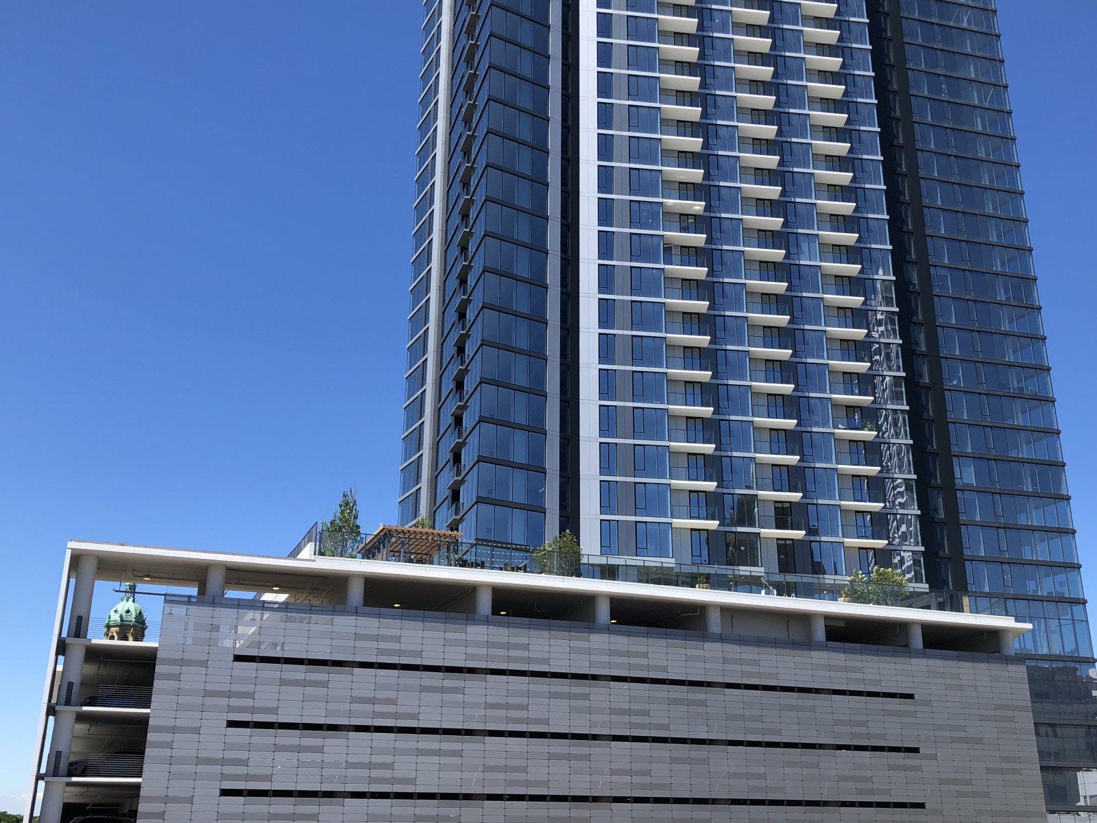 7Seventy7 Apartment Tower