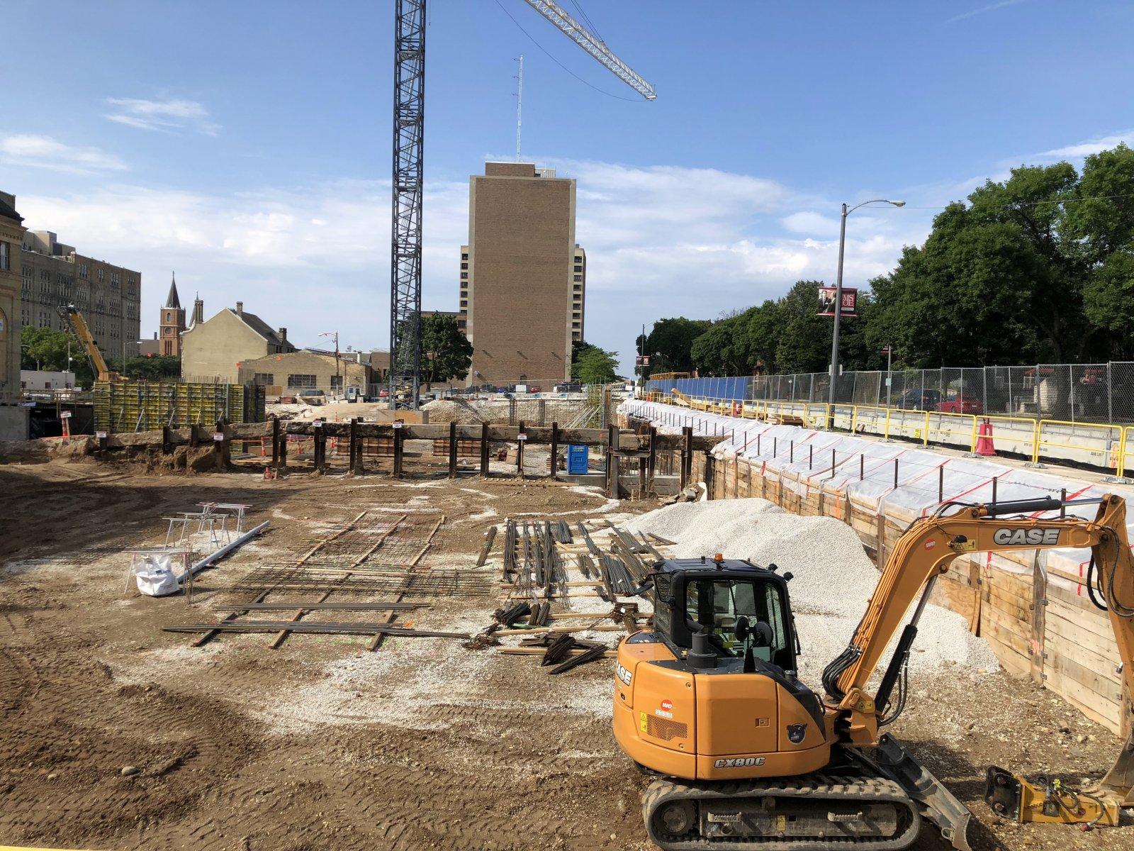 MSOE Construction