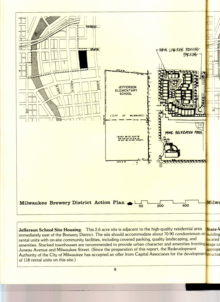 Page 08 - Milwaukee Brewery District Action Plan