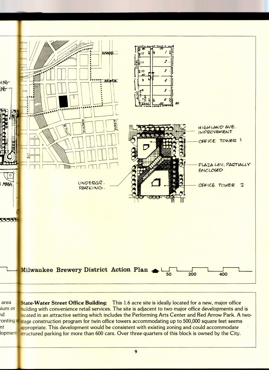 Page 09 - Milwaukee Brewery District Action Plan
