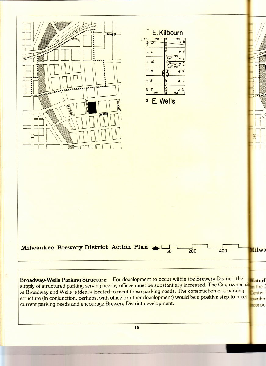 Page 10 - Milwaukee Brewery District Action Plan