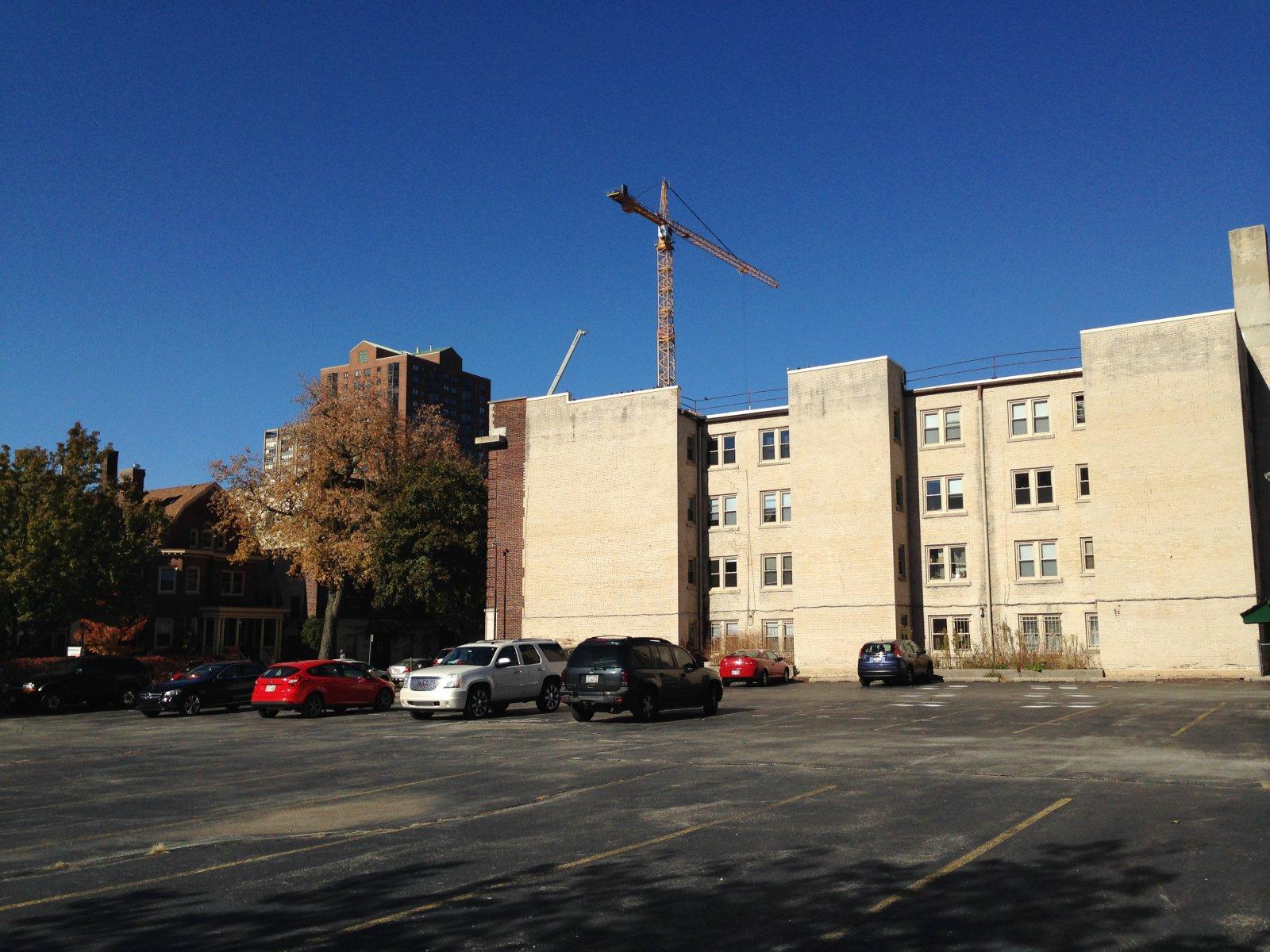 810 N. Cass St.