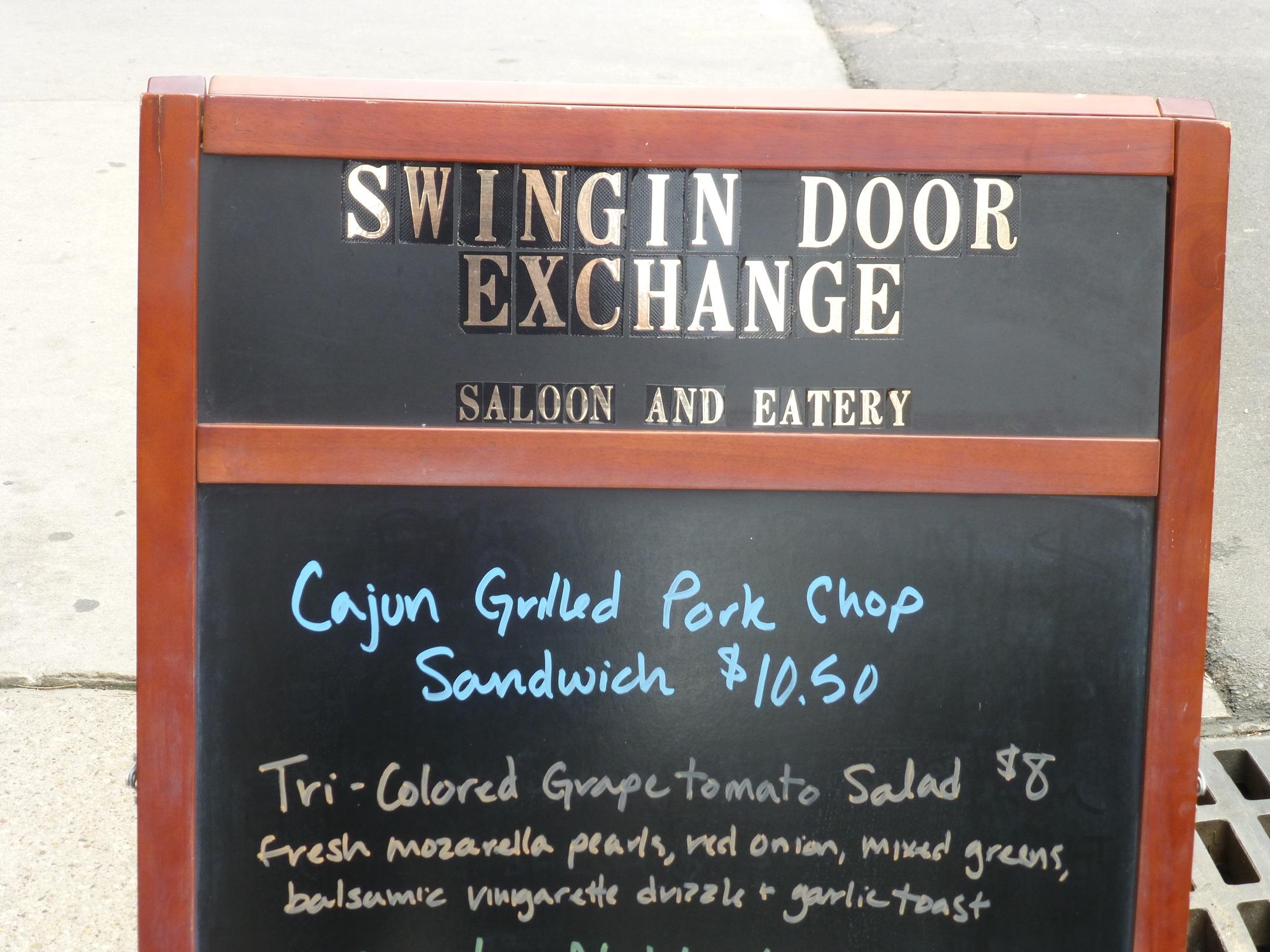 Specials. Photo by Brett Kihlmire. & Taverns: Swingin\u0027 Door a Downtown Classic » Urban Milwaukee Pezcame.Com