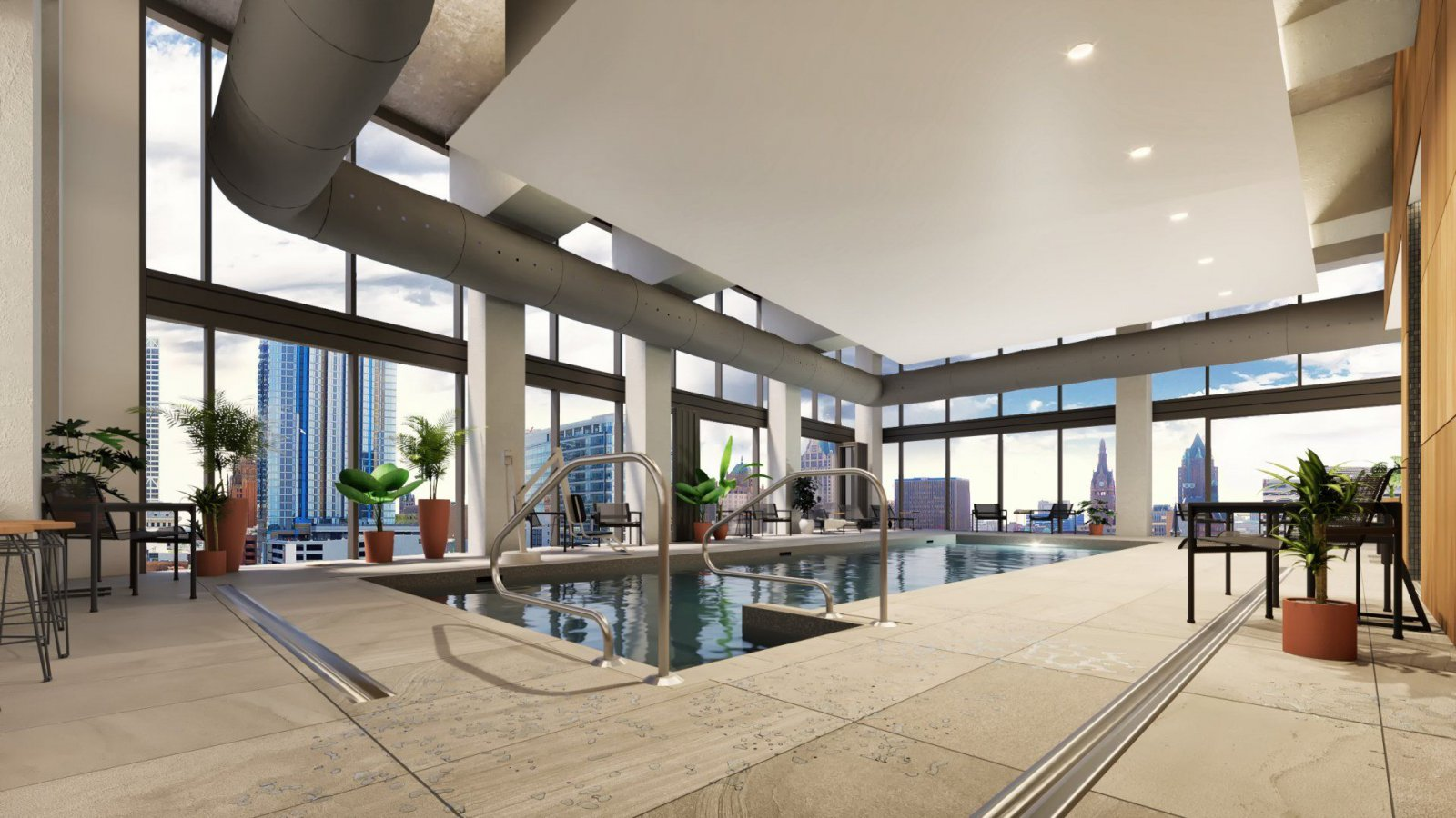 Ascent Pool Rendering