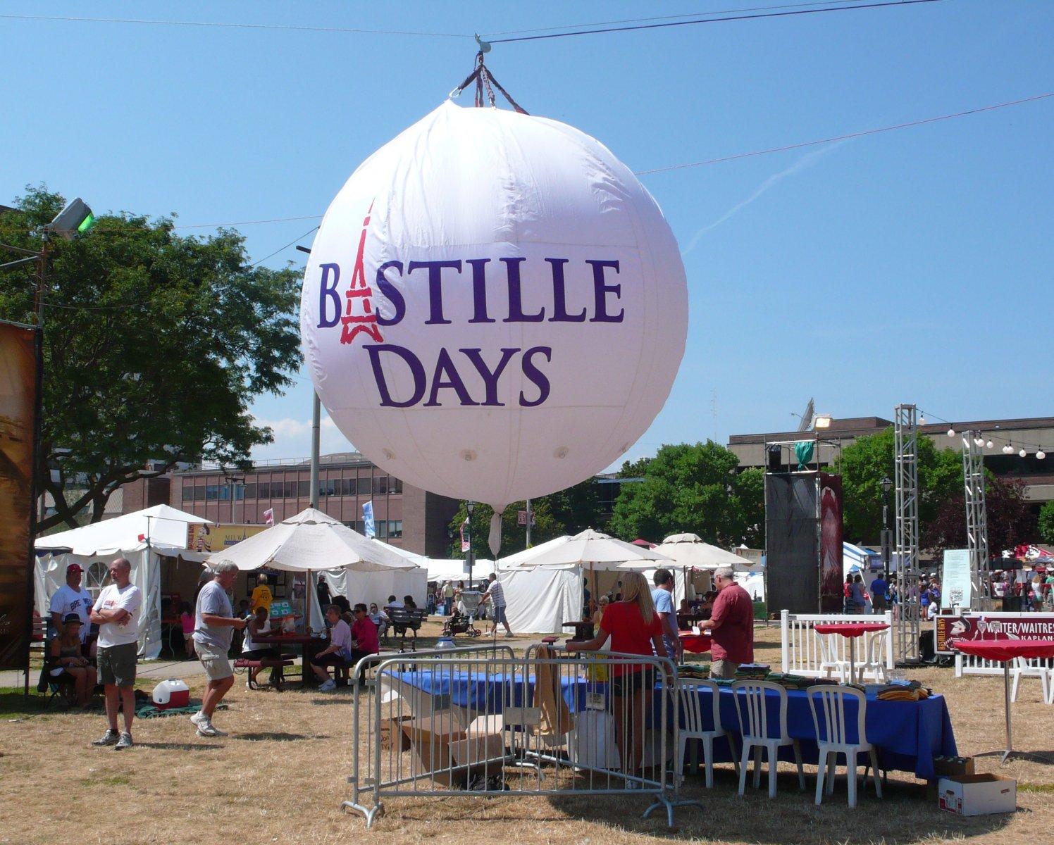 Bastille Days Balloon
