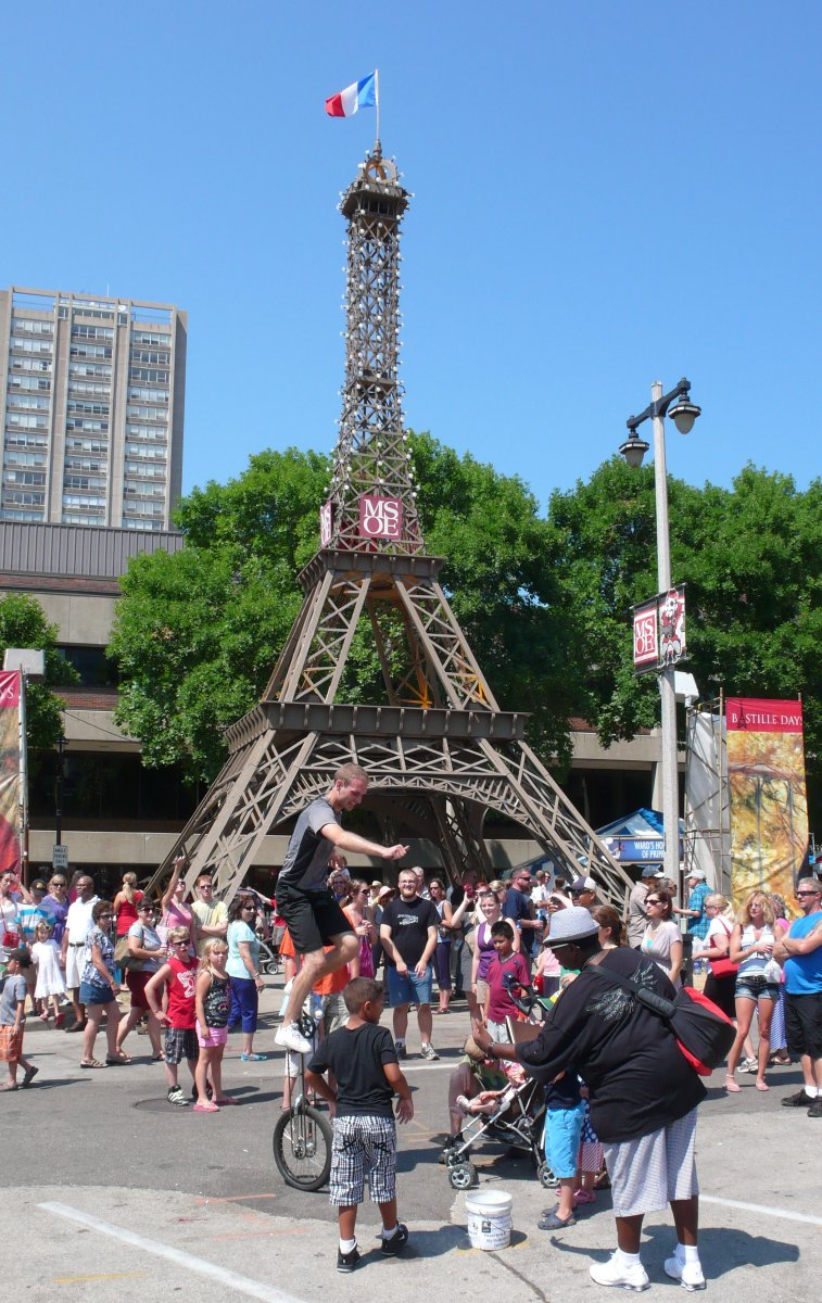 MSOE Eiffel Tower