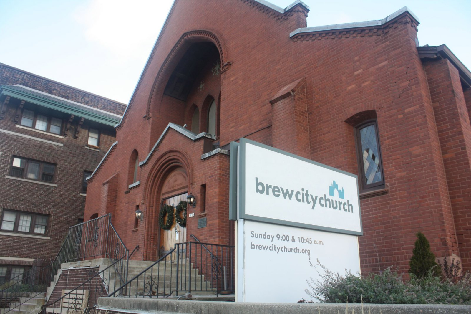 Brew City Church, 1036 N. Van Buren St.